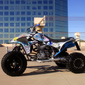 "TRX450R GRAPHICS ""INVASION"""