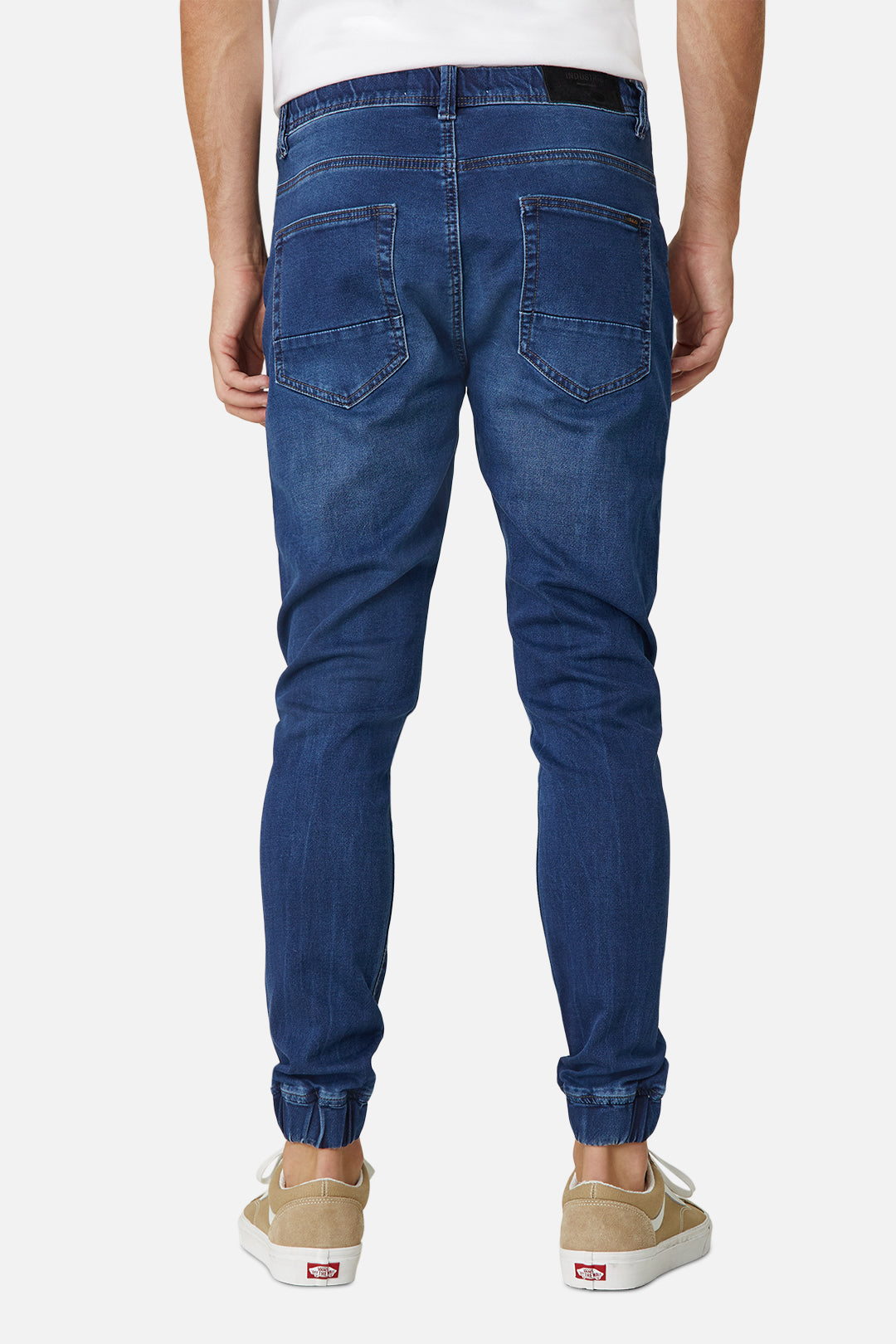 The Drifter Denim Pant - Blue