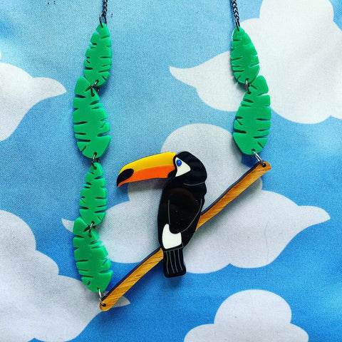Toucan - Statement Necklace