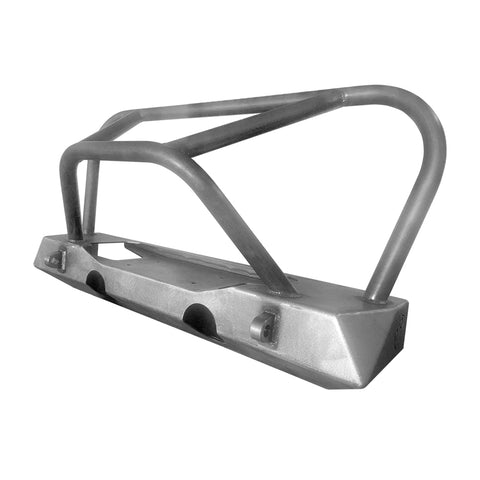 Patriot Front Bumper With Grill Guard