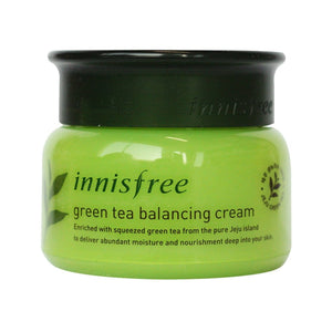 INNISFREE Green Tea Balancing Cream - lamisebeauty