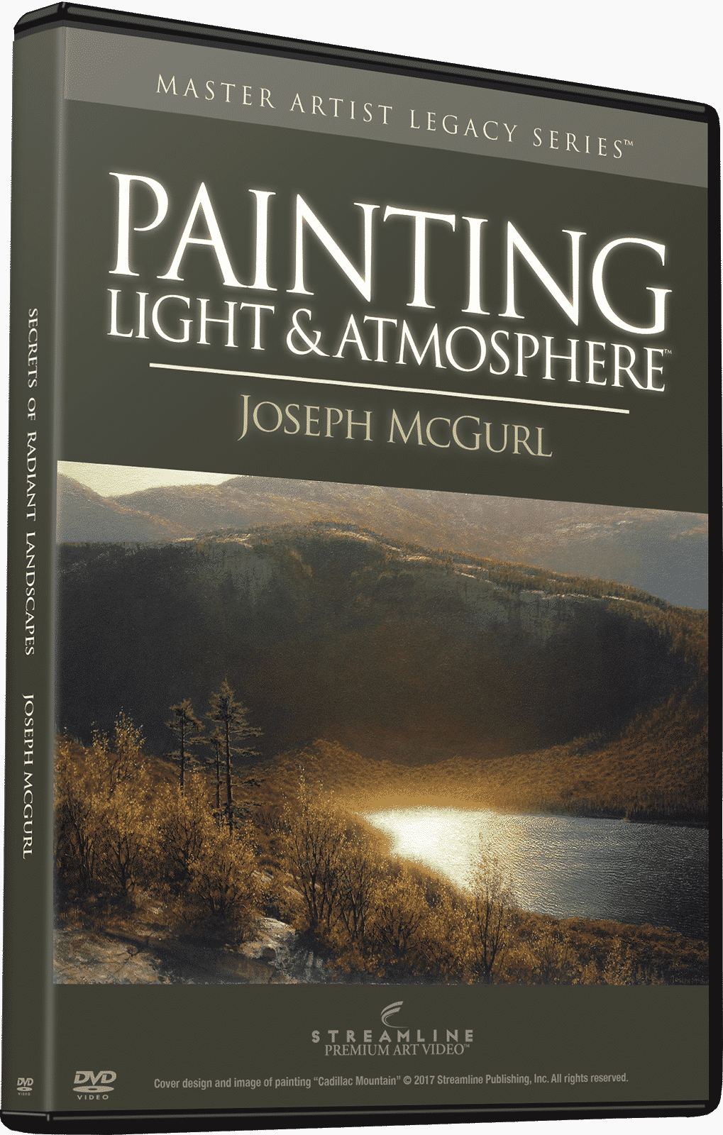 Joseph McGurl: Painting Light and Atmosphere