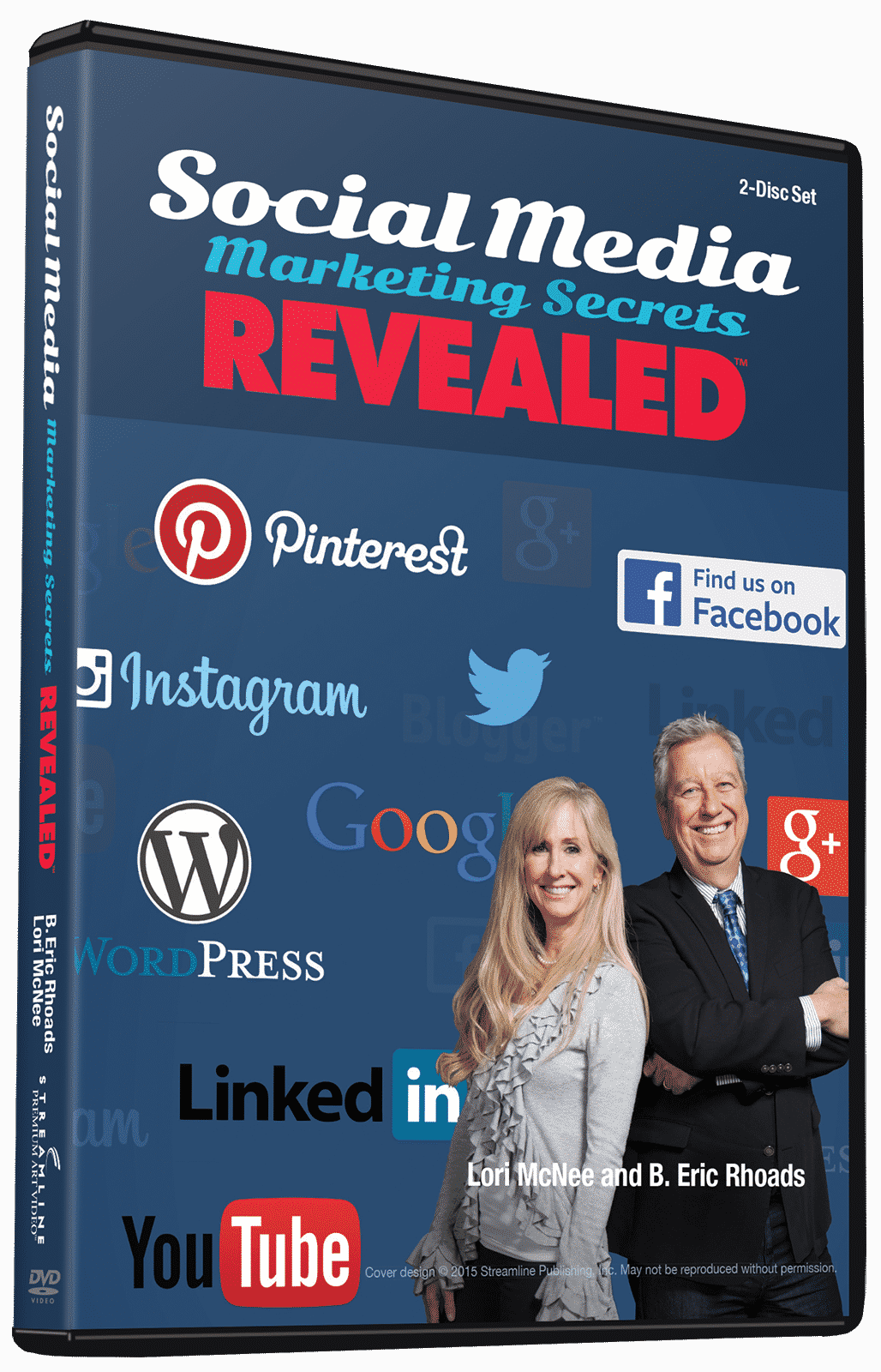 Social Media Marketing Secrets Revealed with Lori McNee and B. Eric Rhoads