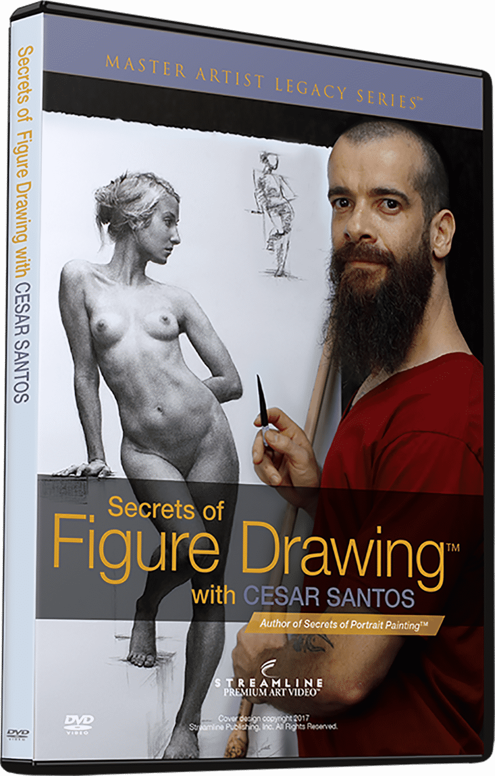 Cesar Santos: Secrets of Figure Drawing
