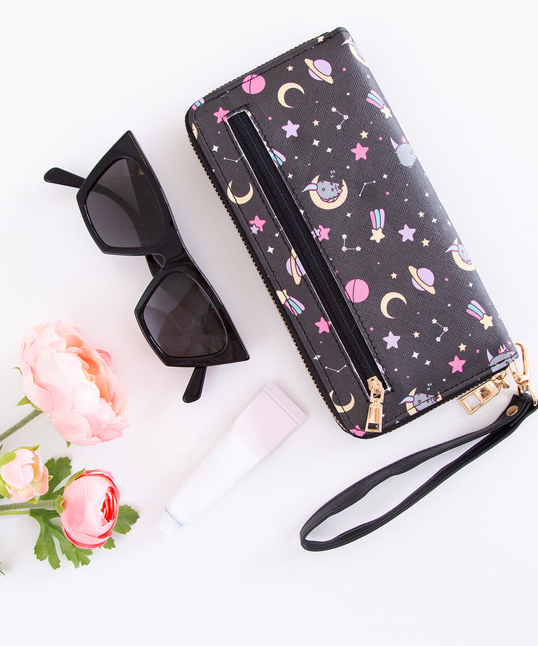 Pusheenicorn Wristlet Wallet