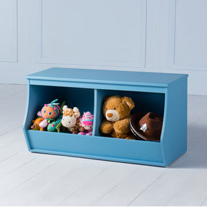 Khelo <br><i> <small>Toy Storage in Blue</i></small>