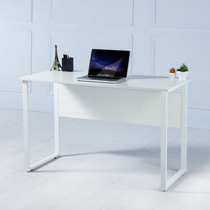 Work It<br><i> <small>Office Desk in White</i></small>