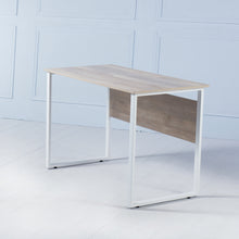 Load image into Gallery viewer, Work It<br><i> <small>Office Desk in Brushed Oak</i></small>