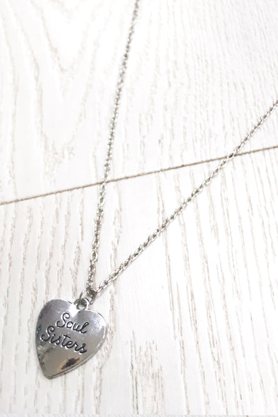 Soul Sisters Necklace  - little-lies-uk