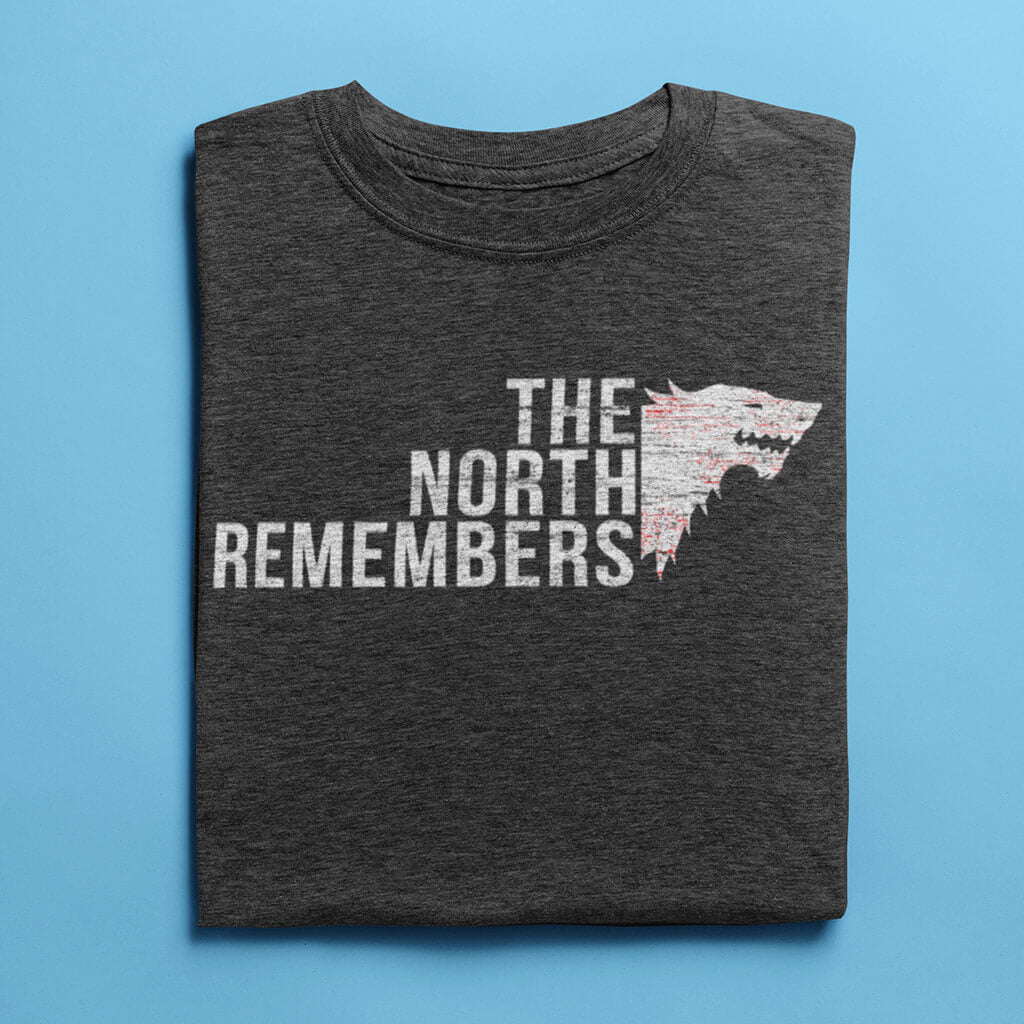 The North Remembers - Men's Dark Shirt