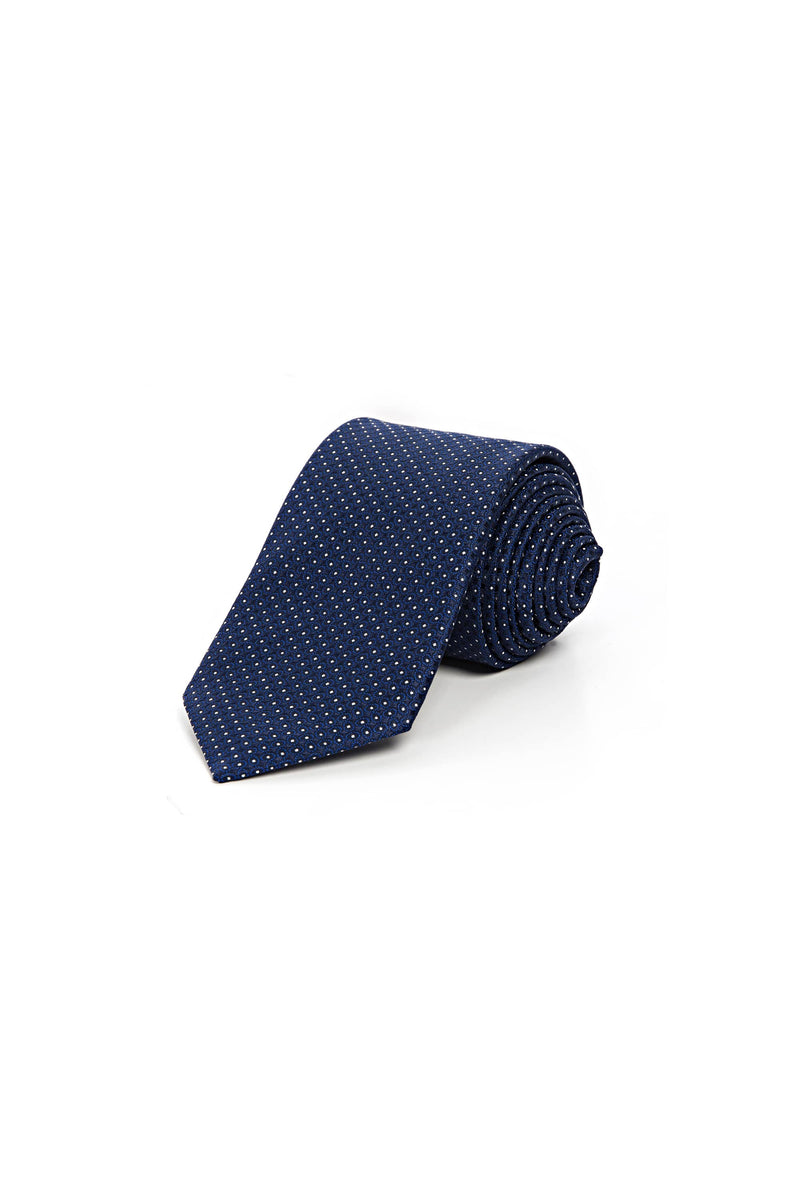 Romano Botta Parliament Dotted Silk Touch Tie