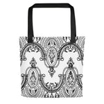 Arched Lace Tote bag