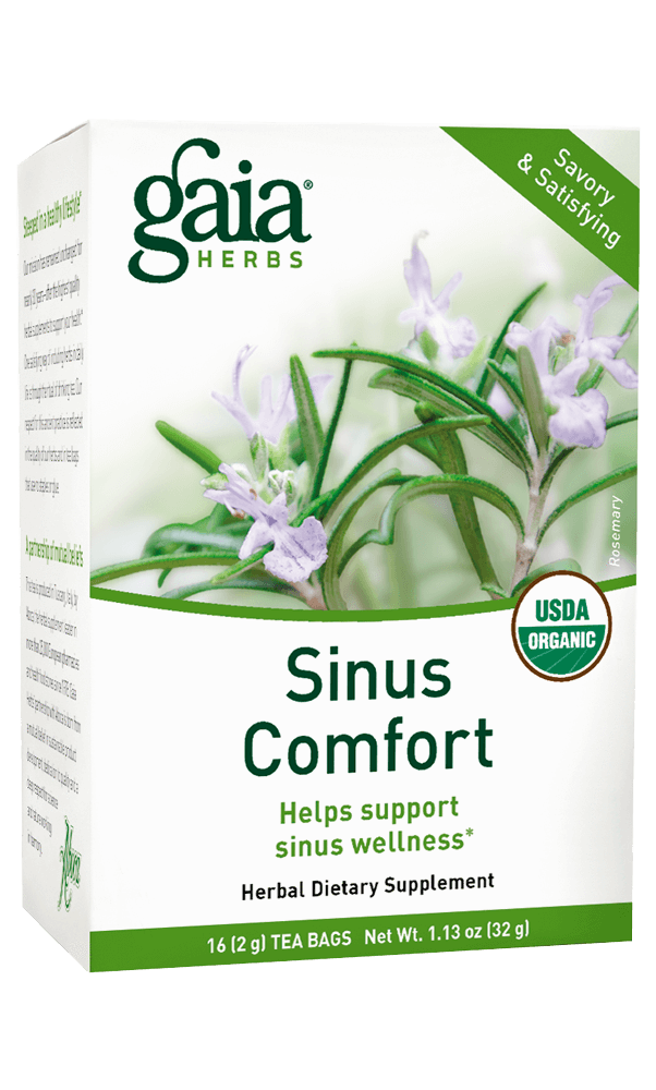 Sinus Comfort Tea
