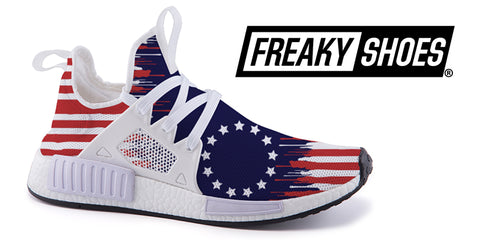 BETSY ROSS COLLECTION SNEAKERS FROM FREAKY SHOES