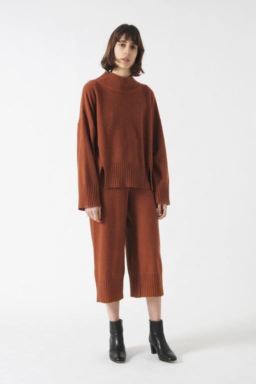 Lee Terracotta Sweater