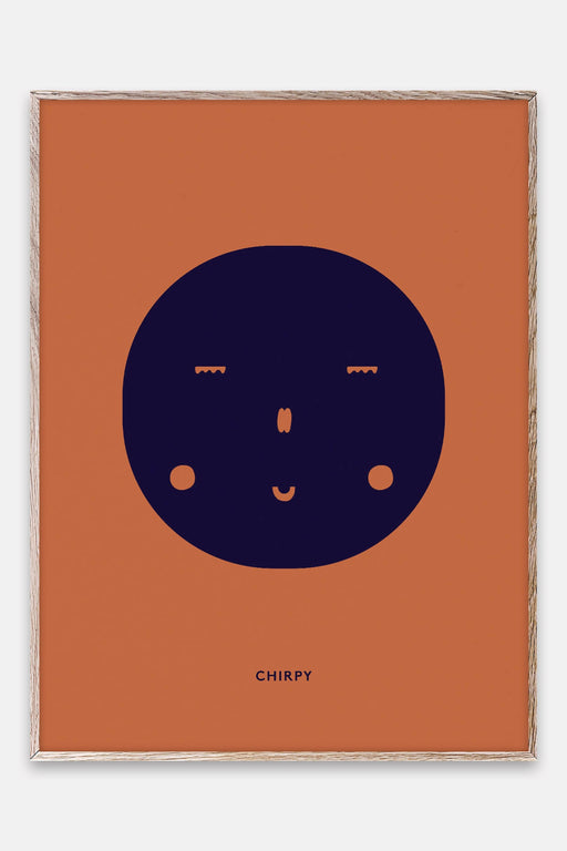 Chirpy Feeling - 30x40 Poster