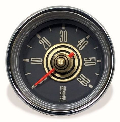 Accessory Tachometer - Gold