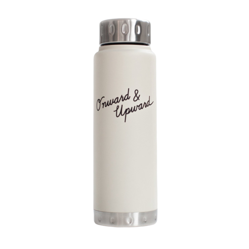 'Onward & Upward' Water Bottle - 25 oz.