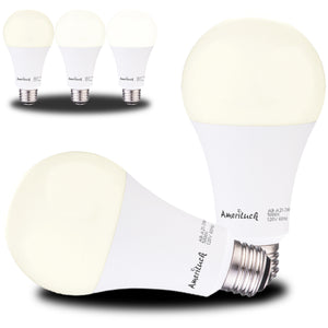 50/100/150W Equivalent A21 LED 3-Way Bulbs (7/14/20W)