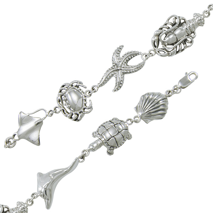 Bracelet: Breathing in the Sealife