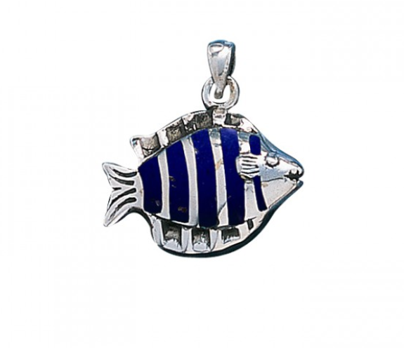 Pendant: Tropical Reef Fish