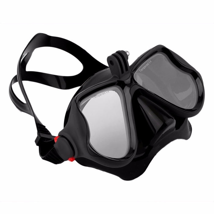 Professional Underwater Camera Diving Mask