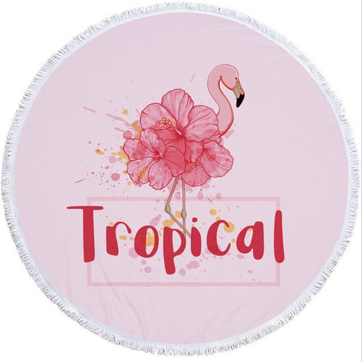 Towel: Tropical