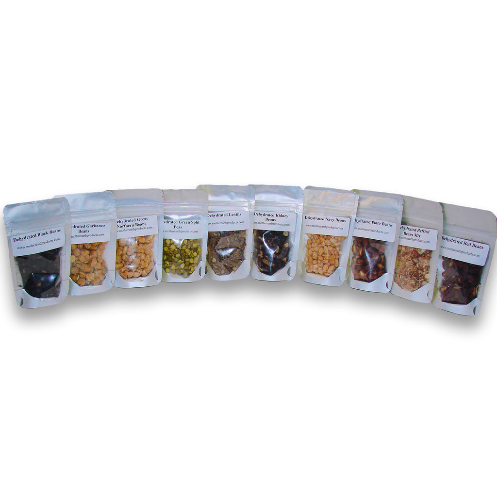 Instant Beans Variety Sample Pack