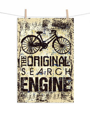 Original Search Engine Canvas Print