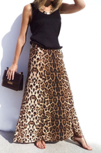 Load image into Gallery viewer, BAM BAM LEO MAXI SKIRT