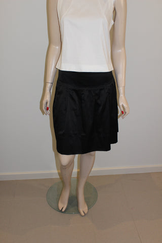 Tokito Short Black Pleated Skirt Sz 12