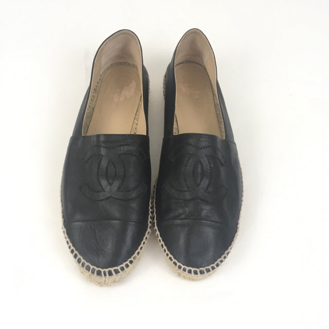 Chanel Size 39 Flats