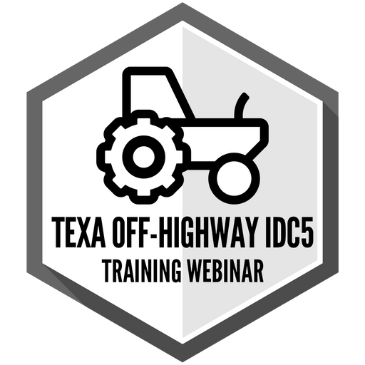TEXA Off-highway - Training Webinar