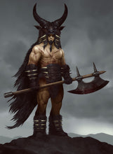 Load image into Gallery viewer, Kaegan - Barbarian Lord
