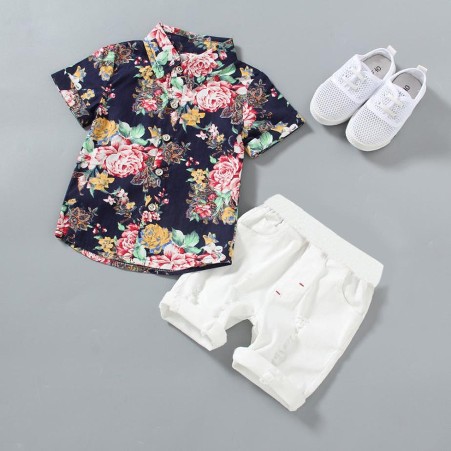 Flowers Print Outfits