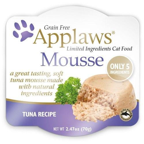 Applaws Mousse Tuna 2.47oz