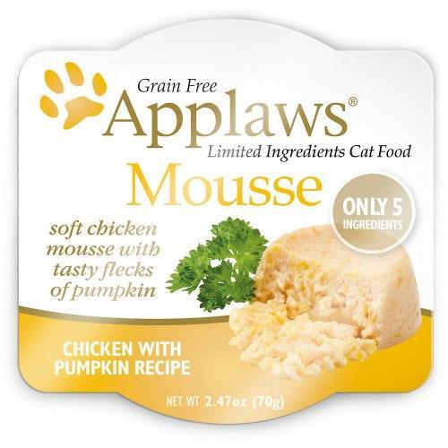 Applaws Mousse Chicken & Pumpkin 2.47oz