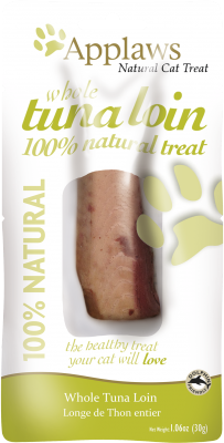 Applaws Tuna Loin 1.06oz Cat Treat