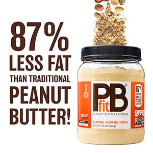PBfit All-Natural Peanut Butter Protein Powder