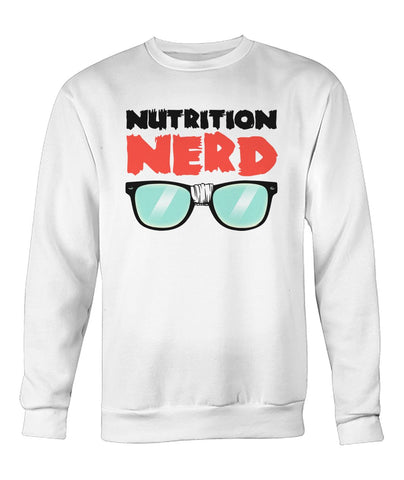 Image of Nutrition Nerd Sweatshirt