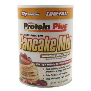 Met-Rx USA Pancake Mix Original Buttermilk - Original Buttermilk / 2 lb - Supplements