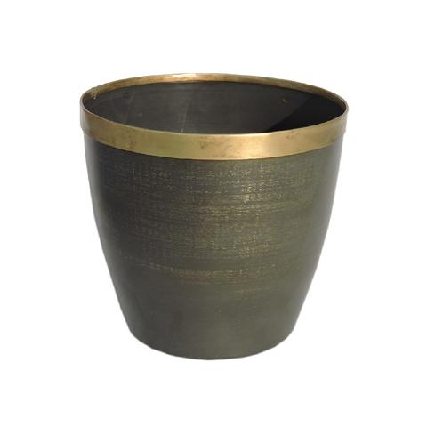 Zinc Planter - AboutRuby.com