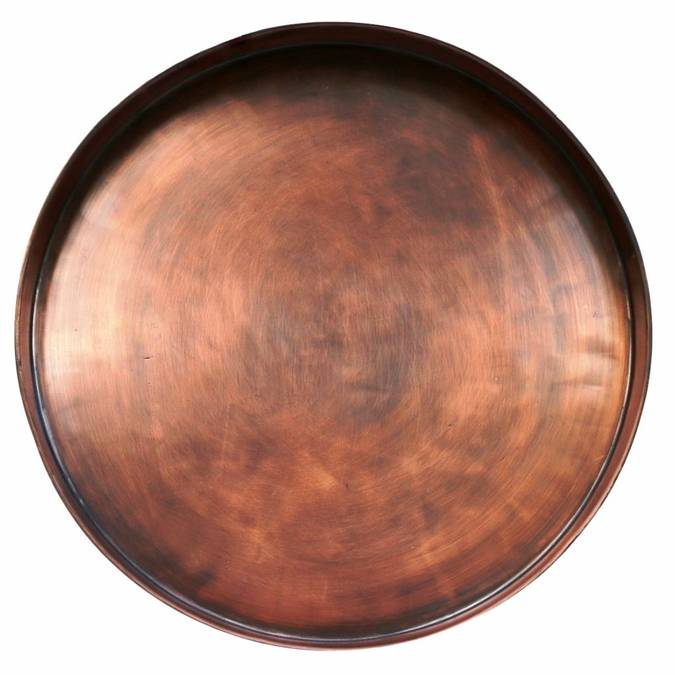 Antique Copper Tray - AboutRuby.com