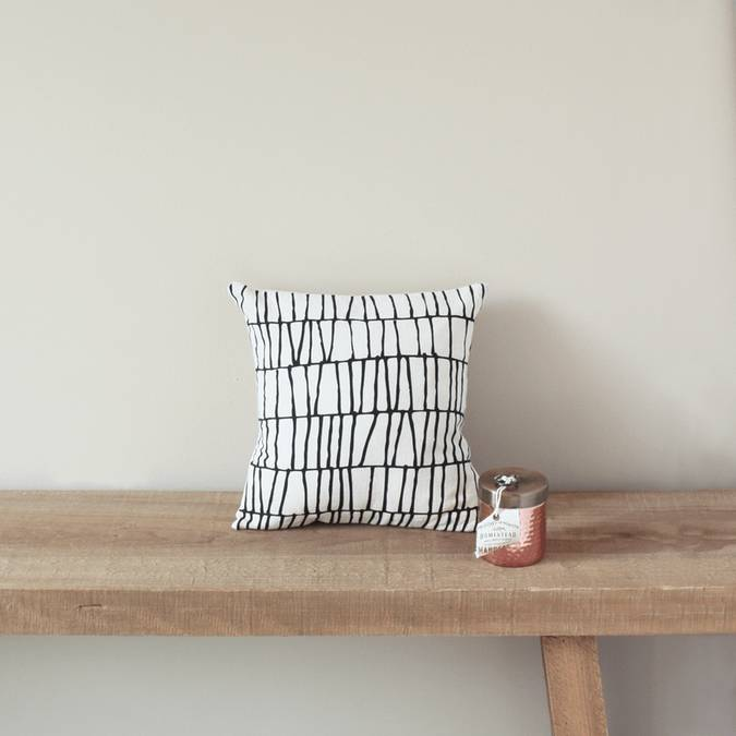 Thatch | Organic Cotton Pillow - AboutRuby.com