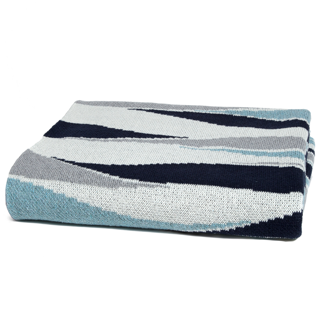 Breakers Eco Throw Blanket - AboutRuby.com