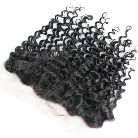 Virgin Hair Frontals | Love Collection | Curly