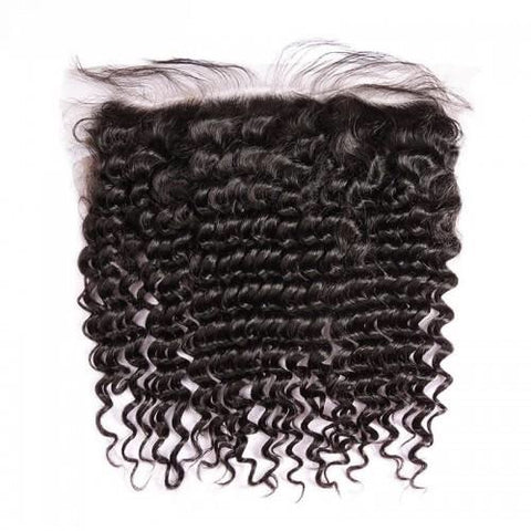 Virgin Hair Frontals | Love Collection | Deep Curly