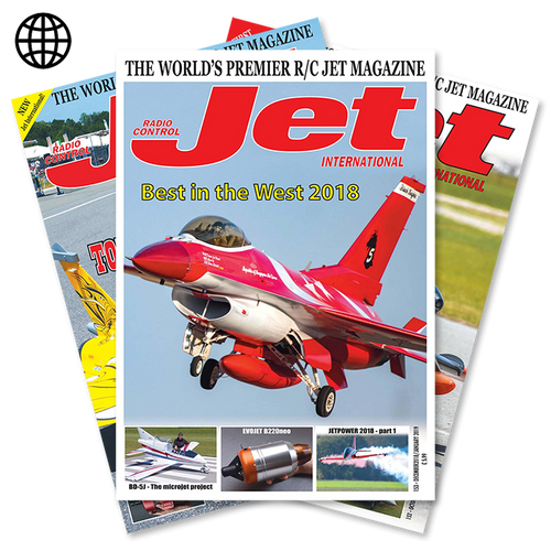 RCJI Magazine - Worldwide Subscription