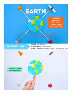 Earth Balancers STEAM Activity Lesson Plan
