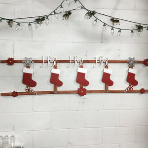 Christmas Ladders